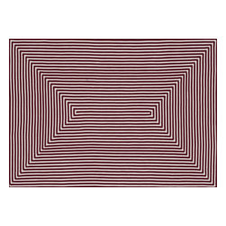 Loloi - Loloi In-Out Collection INOUIO-01RE003656 Rug - Hand-braided in China of 100-percent polypropylene, the In/Out collection offers a fun and simplistic look. This easy-to-place collection works nicely in an interior space or outdoors, and is available in an array of both neutral and vibrant colors.