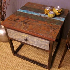 Eclectic Side Tables And End Tables by Hammer and Hand