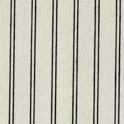 Ascot Stripe Ralph Lauren  Textured Wallpaper in Jet - Texturing a wall is as simple as choosing the right wallpaper. The Ralph Lauren Century Club collection is full of textures and patterns to do just that.