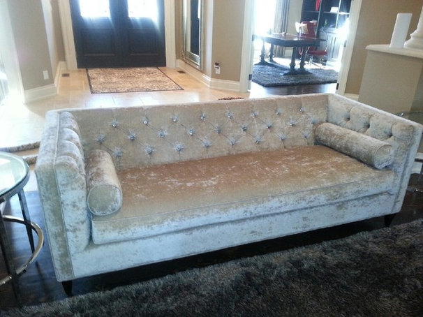 Contemporary Sofas by ARCTIC UPHOLSTERY