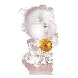 LiuliGongfang - LiuliGongfang Crystal Doll Of Peace Loving - Baby Peace - LiuliGongFang