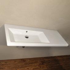 Contemporary Bathroom Sinks by LACAVA