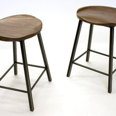 Modern Bar Stools And Counter Stools by Loki Custom Furniture