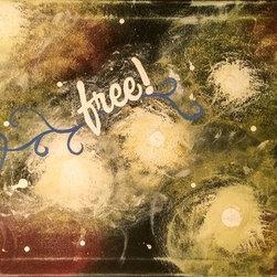 Free (Original) by Diana Zambrano - Hopeless romantic for freedom.