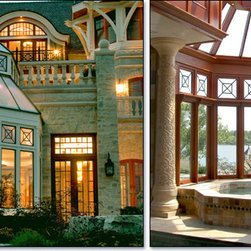 Custom Sunroom Additions -