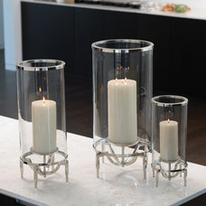 Transitional Candles And Candle Holders by Bliss Home and Design