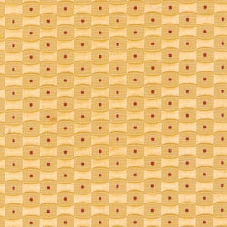 Small Scale - Buttercup Upholstery Fabric - Item #1007484-610.