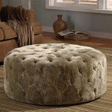 Eclectic Footstools And Ottomans by Hayneedle