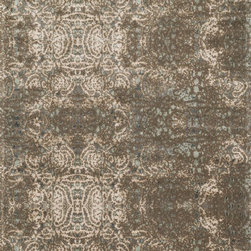 """Loloi - Loloi Journey JO-05 (Dark Taupe, Multi) 5' x 7'6"""" Rug - This Machine Made rug would make a great addition to any room in the house. The plush feel and durability of this rug will make it a must for your home. Free Shipping - Quick Delivery - Satisfaction Guaranteed"""