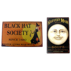 Traditional Novelty Signs by Traditions