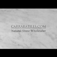 Modern Bathroom Countertops by CarraraTiles