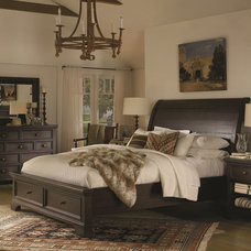 Traditional Beds by Bedroom Furniture Discounts