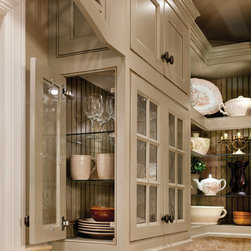 Mullion Door Functional End - Semi-Custom Option within the Estate Collection