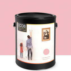 Imperial Paints - Eggshell Wall Paint, Gallon Can, Ribbons and Bows - Overview: