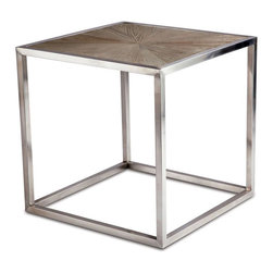Brownstone Furniture Piedmont End Table - Brownstone Furniture Piedmont End Table