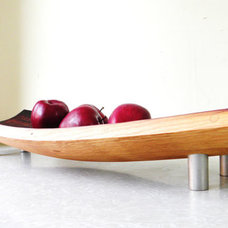 Midcentury Serving Trays by Etsy