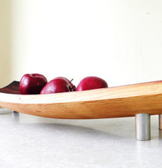 modern serveware by Etsy