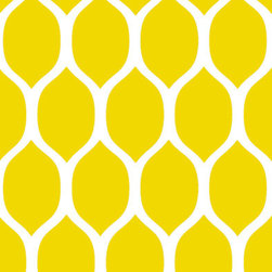 Stencil Ease - Lemonesque Accent Stencil - The Lemonesque Accent Stencil is sure to add a pop of color and fun to any room, design project or diy project. This size is small enough to use on just about any small crafting project.