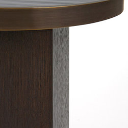Side Tables Collection - DIAMETER: 12.25