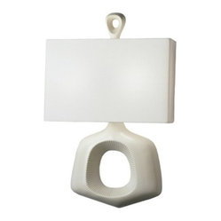 Jonathan Adler Ceramic Reform Wall Sconce