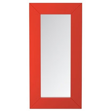 modern mirrors by IKEA