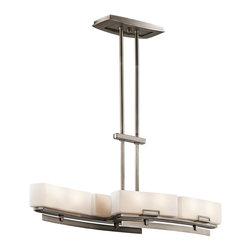 Kichler Lighting - Kichler Lighting Leeds Modern / Contemporary Kitchen Island / Billiard Light X-P - Kichler Lighting Leeds Modern / Contemporary Kitchen Island / Billiard Light