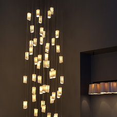 Modern Chandeliers by AM Studio Lighting
