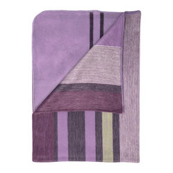 Violet Blanket/Throw