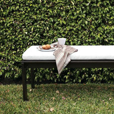 Modern Dining Benches by West Elm