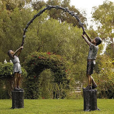 Traditional Garden Statues And Yard Art by FRONTGATE