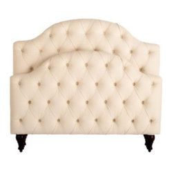Camden Tufted Bed