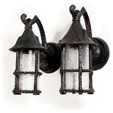 Traditional Wall Lighting by Preservation Station
