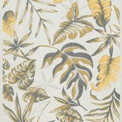 Loloi Rugs - Oasis Contemporary Loloi Area Rug Ivory / Citron OS-08 - *Loloi Collection: Oasis