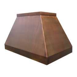 Copper range hoods - Copper range hood