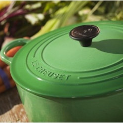 Le Creuset Fennel Signature Round French Oven
