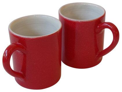 Traditional Mugs by Emilia Ceramics