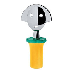 Alessi Anna Stop 2 Bottle Stopper
