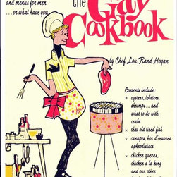 The Gay Cookbook 11 x 17 Retro Book Cover Poster - The Gay Cookbook 11 x 17 Retro Book Cover Poster