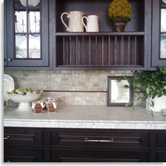 traditional kitchen by Sunderland Brothers Company - Omaha