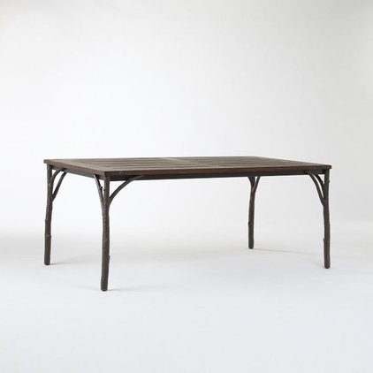 Eclectic Dining Tables by West Elm