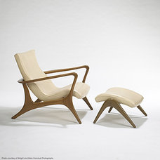 Contemporary Armchairs And Accent Chairs by Haute Living