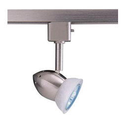 Designers Choice Collection Series 3 Line Voltage GU-10 Satin Nickel Track Light