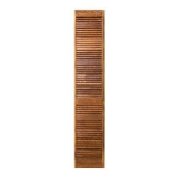"MASONITE - Louvered Bifold Door 36"" x 80"" - Features:"