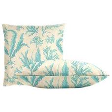 Beach Style Decorative Pillows by Cushion Source
