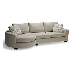 Stylus - Sofa - Cannon Sectional
