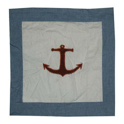 Patch Quilts - Patch Magic Star Of The Sea Toss Pillow 16 x 16-Inch - - Decorative applique Quilted Pillow,Bed and Home,Ensembles and Bedding items from Patch Magic. Machine washable. Line or Flat dry only  - Finish/Color: Multiple Color  - Product Depth: 16  - Product Width: 16  - Product Height: 16  - Material: 100% Cotton Fabric Patch Quilts - TPSTSE