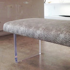 Nisi B Designs - Our Keith Bench!
