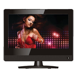 "NAXA - NAXA NT1507 16"" Widescreen LED HDTV - � 16"" LED color display;� 1366 x 768 resolution;� Built-in HD digital ATSC TV tuner;� 16:9 aspect ratio;� Contrast ratio: 500:1;� 480p/720p/1080i;� Sleep timer function;� Multilanguage on-screen display;� HDMI(R), cable/antenna RF, A/V, component input, YPbPr, VGA, PC audio jack, coaxial output jack, USB input & headphone audio jack;� UL/ETL listed;� Includes remote"