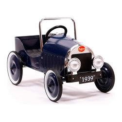 Baghera - Baghera Blue Pedal Ride-on Car - Baghera Pedal Car