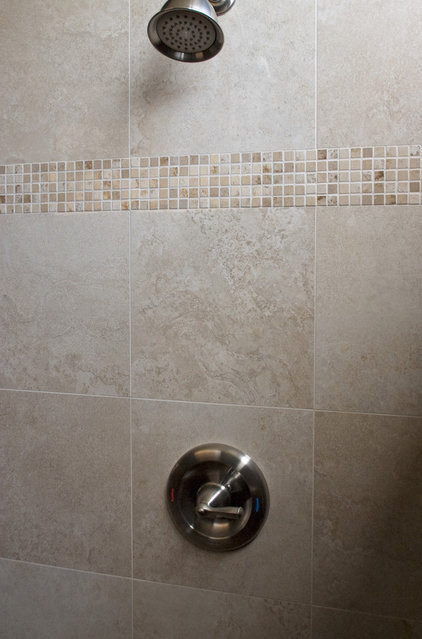 traditional bathroom tile by Tileshop